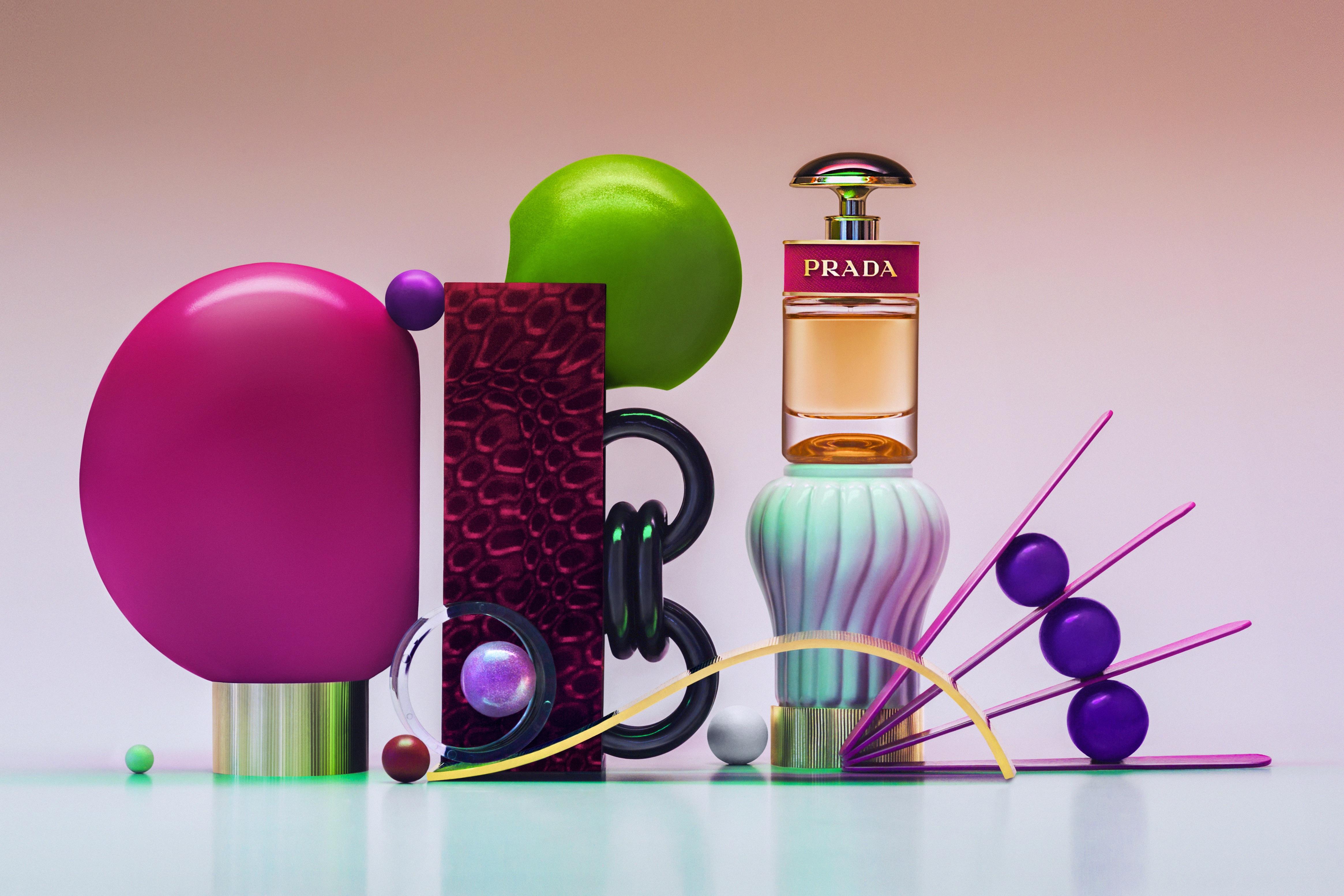 Perfume Still Life   Jonathan Kitchen